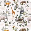 Safari Adventure 100% cotton