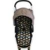 Baby Sloth Universal Fit Cotton Pram Liner