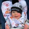 Baby Deer Cotton Pram Liner to fit Silvercross