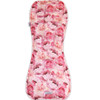 Roses and Peonies Cotton Pram Liner to fit Redsbaby