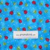 Universal Pram Liner Ladybird - all cotton