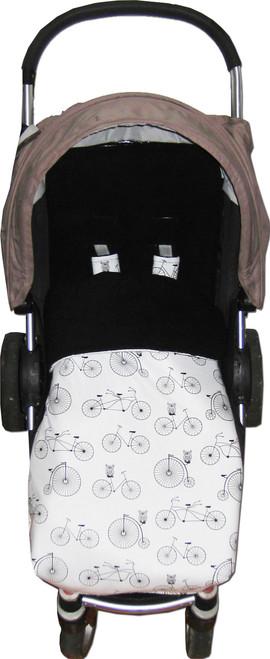 Retro Bicycles & Owls Snuggle Bag to fit Agile/Agile Plus/Agile Elite