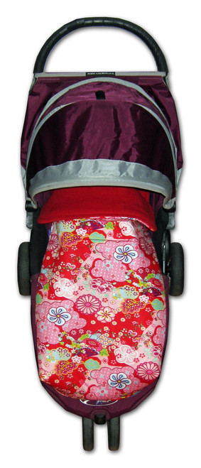 Photographed in Baby Jogger City Mini GT