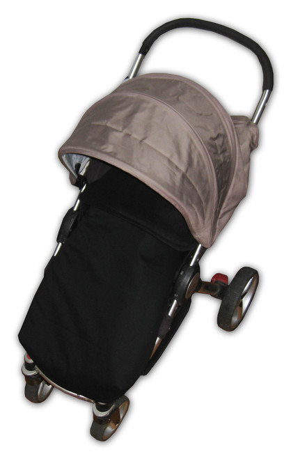 Jet Black Snuggle Bag to fit Agile/Agile Plus/Agile Elite
