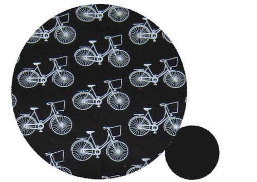 Classic Bikes Black Cotton Pram Liner to fit Stokke