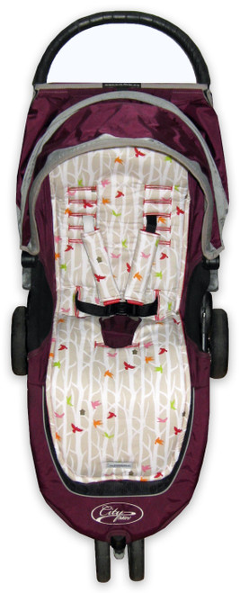 Little Bird Cotton Pram Liner to fit Baby Jogger