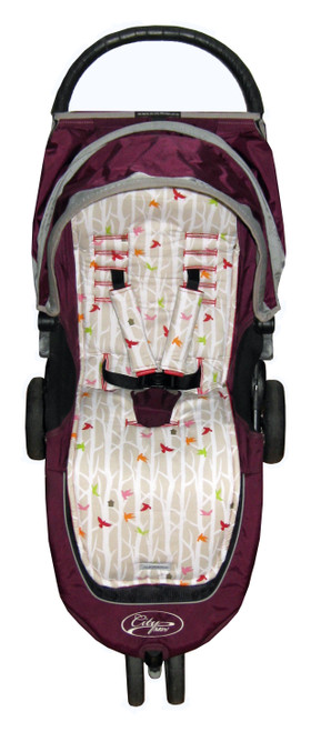 Little Bird Cotton Pram Liner to fit Baby Jogger City Mini GT