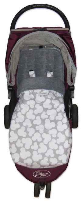Mickey Snuggle Bag to fit Baby Jogger
