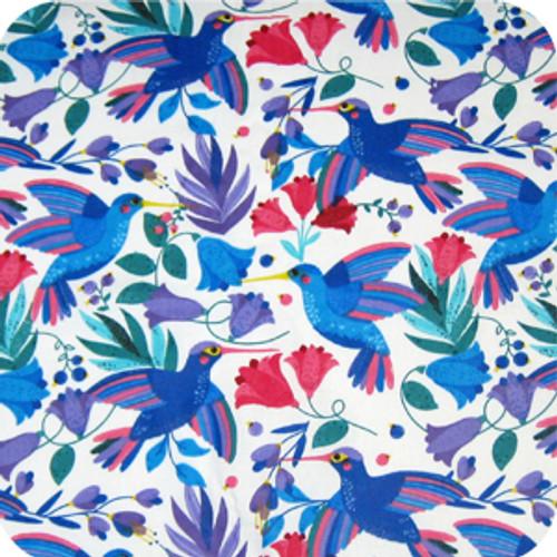 Hummingbird Cotton Pram Liner to fit Babyzen YoYo