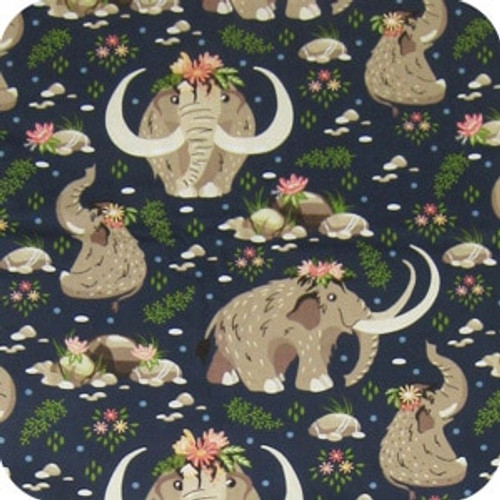 Baby Mammoth 100% cotton