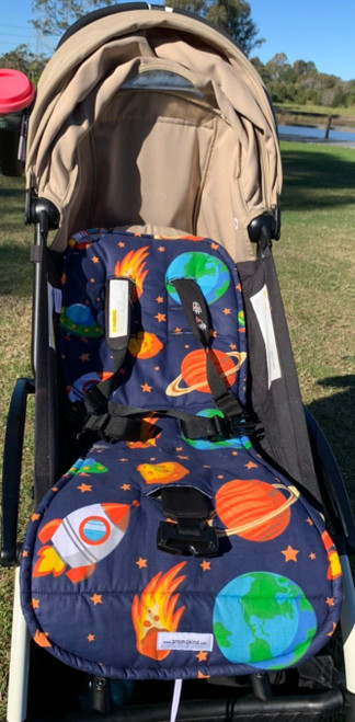 Little Space Cotton pram liner to fit Babyzen YoYo