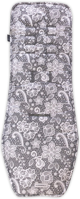 Lace Filigree Cotton Pram Liner to fit Baby Jogger City Mini GT