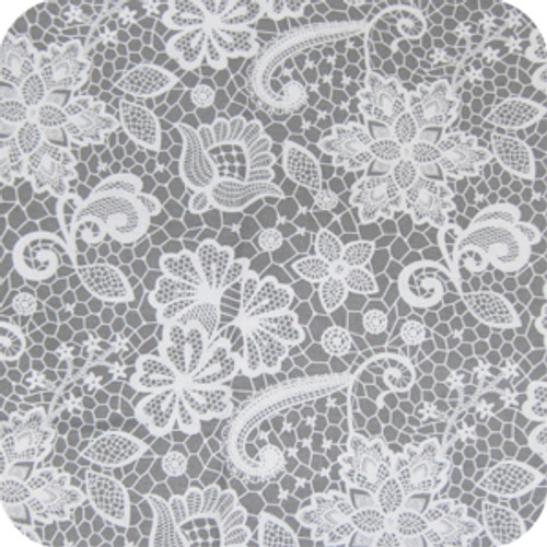 Lace Filigree 100% cotton