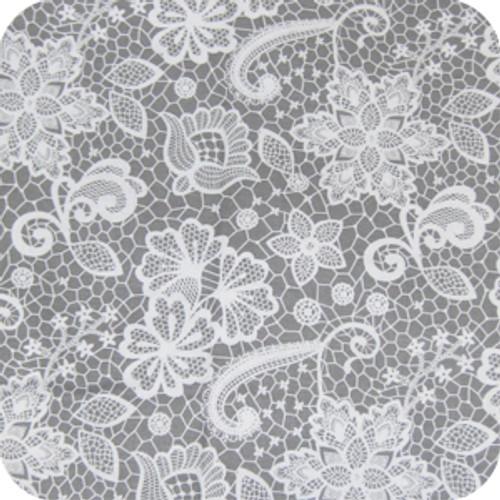Lace Filigree 100% cotton