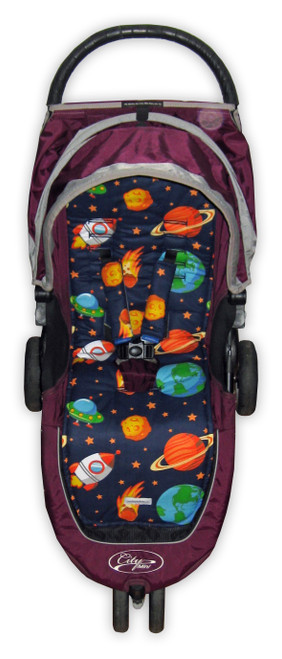 Little Space pram liner set to fit Baby Jogger