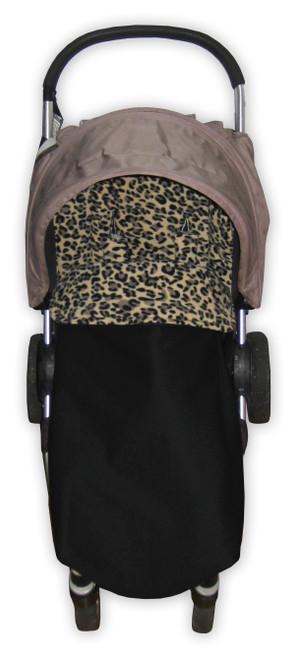 Little Leopard Universal Fit Snuggle Bag