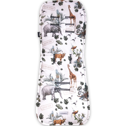 Safari Adventure Cotton Pram Liner to fit Mountain Buggy