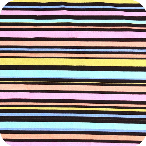 Summer Stripes 100% Cotton