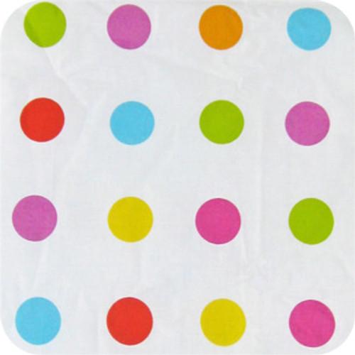 Summer Dots Cotton Waterproof Universal Bassinet Liner