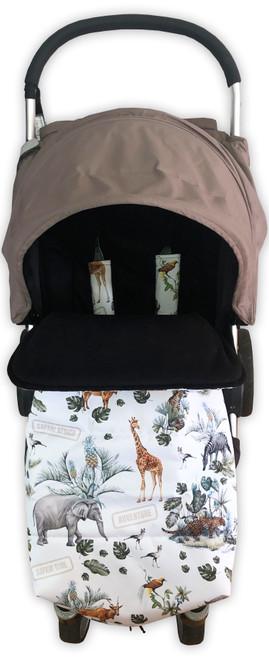 Safari Adventure Waterproof Snuggle Bag