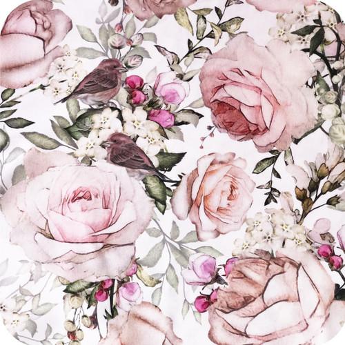 English Rose 100% Cotton