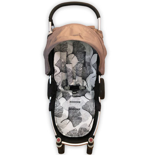 Akito Leaf Universal Fit Cotton Pram Liner