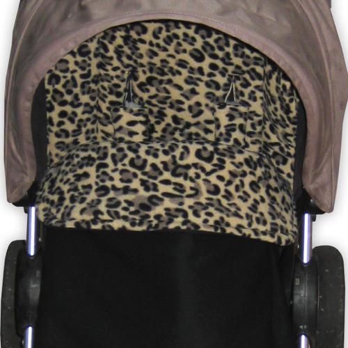 Little Leopard Waterproof Snuggle Bag