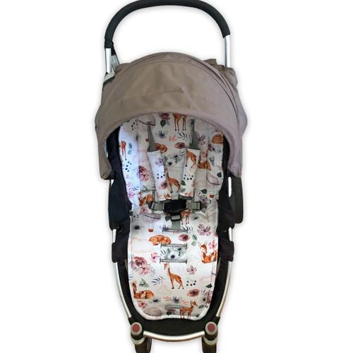 Baby Deer Universal Fit Cotton Pram Liner