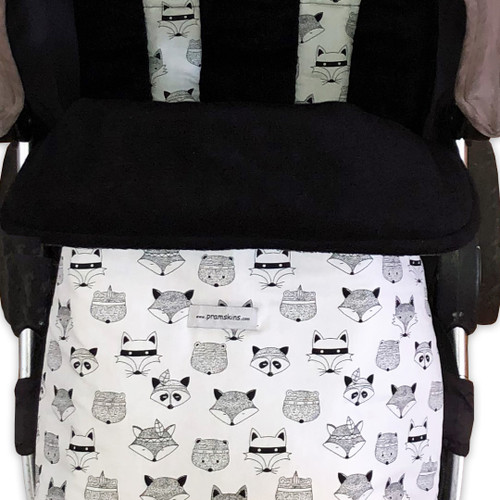 Little Tribe Snuggle Bag to fit Baby Jogger Summit xc/x3