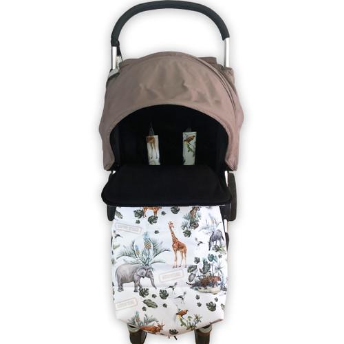 Safari Adventure Universal Fit Snuggle Bag