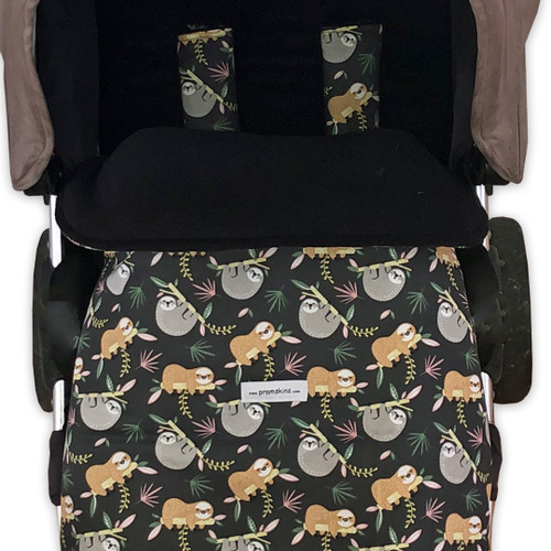 Baby Sloth Snuggle Bag to fit Baby Jogger Summit xc/x3