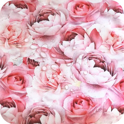 Roses & Peonies Universal Fit Waterproof shell
