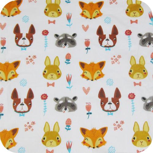 Furry Mates Universal Fit Cotton Pram Liner - SALE
