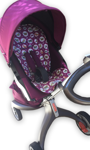 Stokke Xplory, Crusi and Scoot Pram Liners
