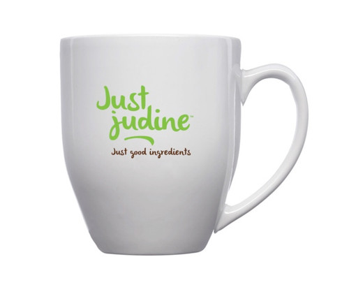 Just Judine 16 oz. Bistro Coffee Mug