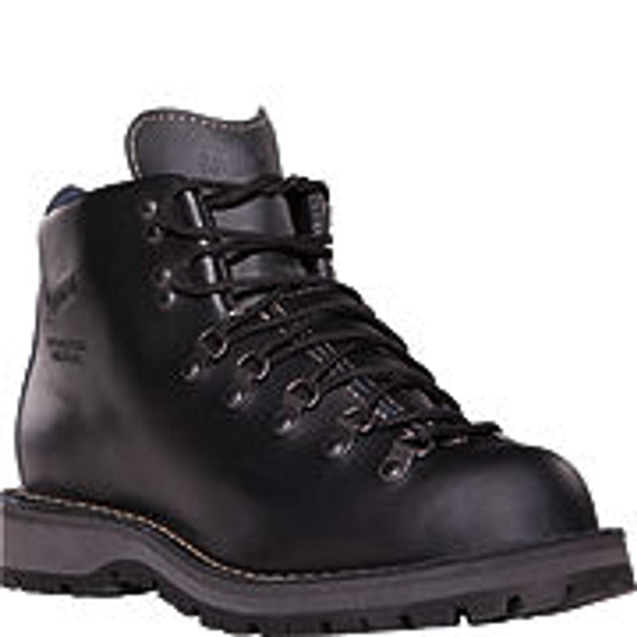 1ffba071e6b Danner Mountain Light II Black Mens Hiking Boots 30860
