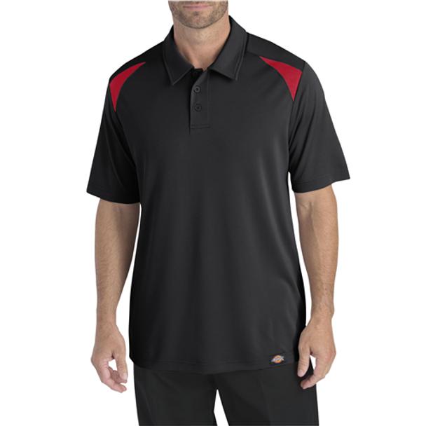 DICKIES  Dickies - Team Performance Short Sleeve Polo