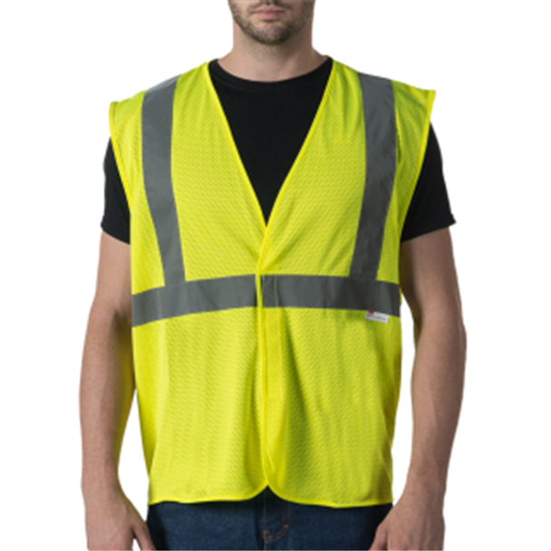 DICKIES  ANSI II Mesh Safety Vest