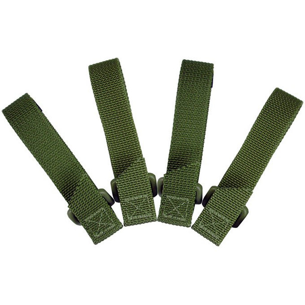 """Maxpedition 3"""" TacTie™  (Pack of 4) #9903"""
