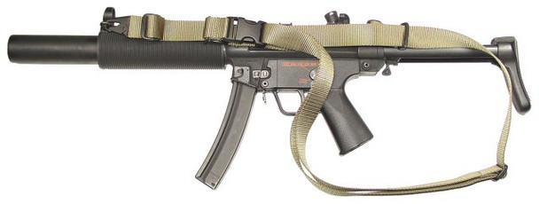 Specter CQB 3 Point Sling HK MP5/G3/HK53/HK93
