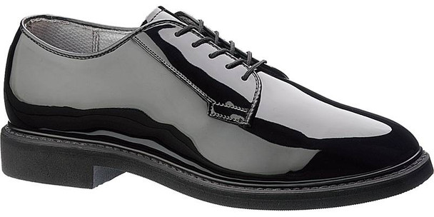 Men's Bates Lites Black High Gloss Oxford 00942