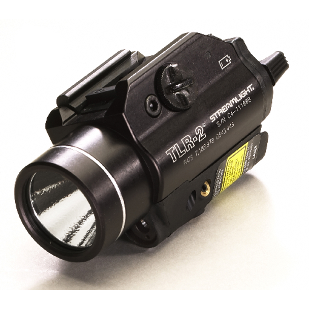 STREAMLIGHT, INC.  A TLR-2 Weapons Mounted Light With Laser Sight