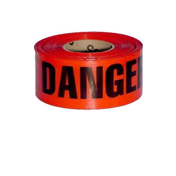 PRO-LINE TRAFFIC SAFETY  Barricade Tape - Red