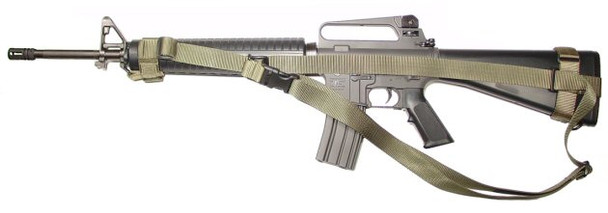 Specter CQB 3 Point Tactical Sling M16-A2/ AR-15