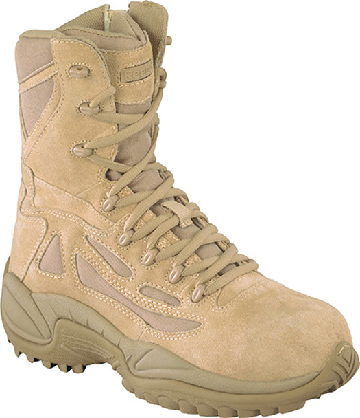 REEBOK RB894 WOMENS Desert Stealth TACTICAL BOOTS + FREE SHIPPING & SOCKS