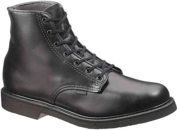 "Men's Bates Lites 6"" Leather Lace Up Boot 00058"