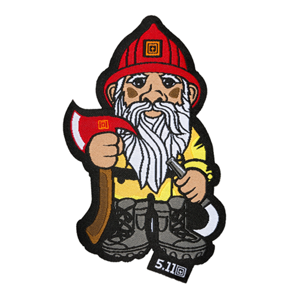 5.11 Tactical 888579122909 Firefighter Gnome Patch