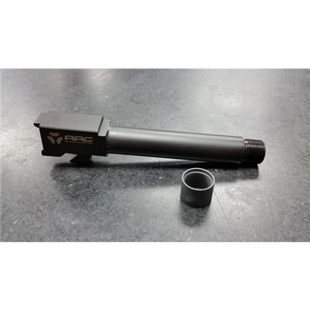 ADVANCED ARMAMENT CORP 847128008835 Glock 21/21Sf 45Acp M16X1Lh Thread, Nitrided, With Thread Protector