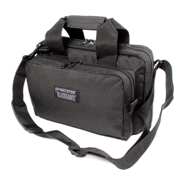 BLACKHAWK! 648018126291 Sportster Shooters Bag Blk