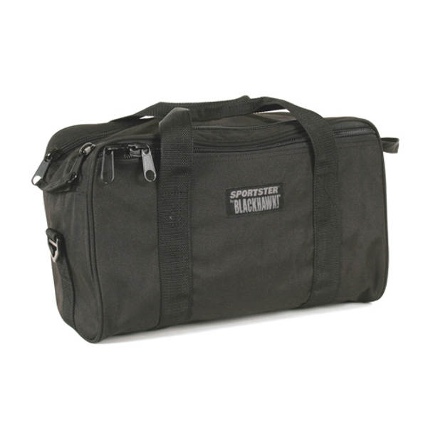 BLACKHAWK! 648018126239 Sportster Pistol Range Bag Blk